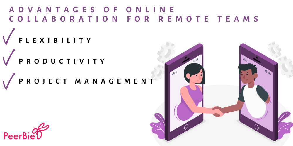 Advantages of online collaboration for remote teams